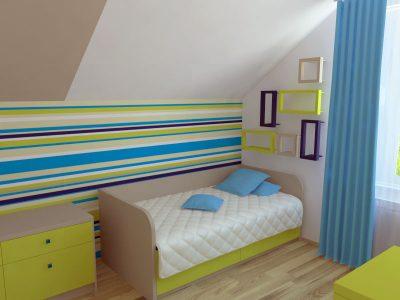 """Мебель в детскую комнату и наша услуга: """"мебель под ключ"""""""