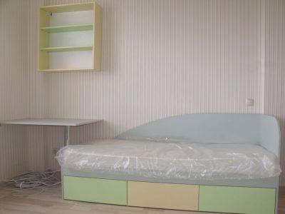 Кровать для детской комнаты
