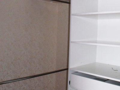 Наполнение гардеробной: ящики и полки