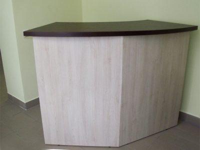 Мебель для ресепшн в стоматологии