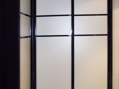 Комбинированные двери шкафа-купе
