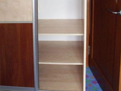 Замена полок в шкафу