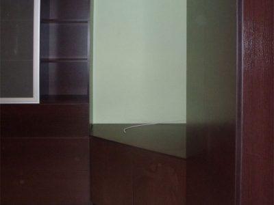 Угловая мебельная горка