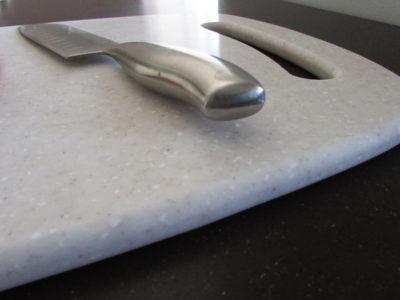 Доска для разделки продуктов из искусственного камня