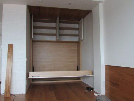 Шкаф-кровать трансформер