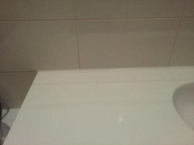 Столелшница для ванной
