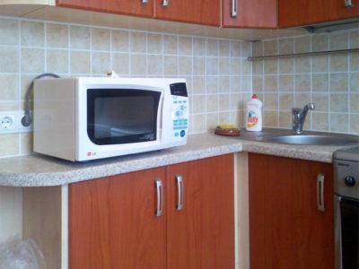 Угловая кухня эконом