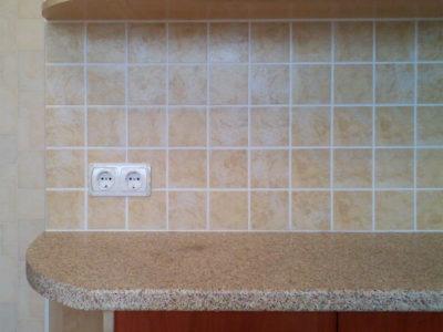 Кухонная столешница из ДСП немецкого производства