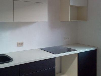 Кухня три метра