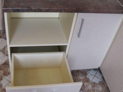 Кухонные ящики полного выдвижения