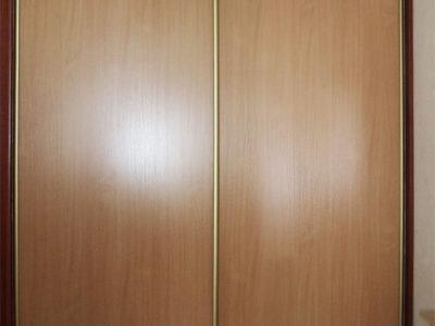 Шкаф-купе на две двери