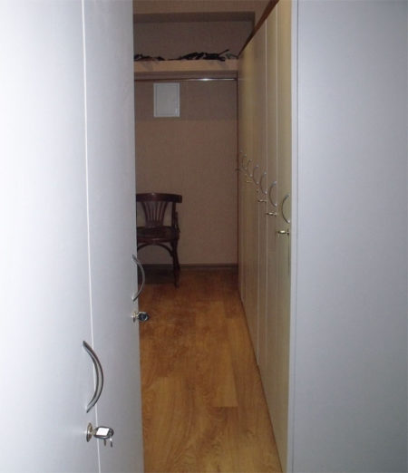 Шкафчики для раздевалки