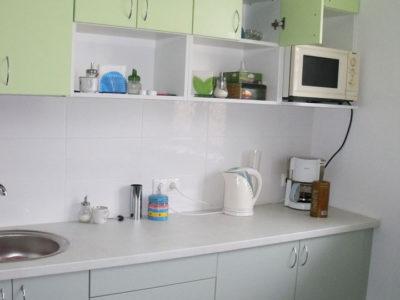 Мини кухня для офиса