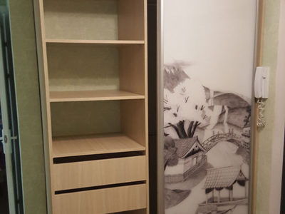 Наполнение шкафа в прихожей: ящики и полки